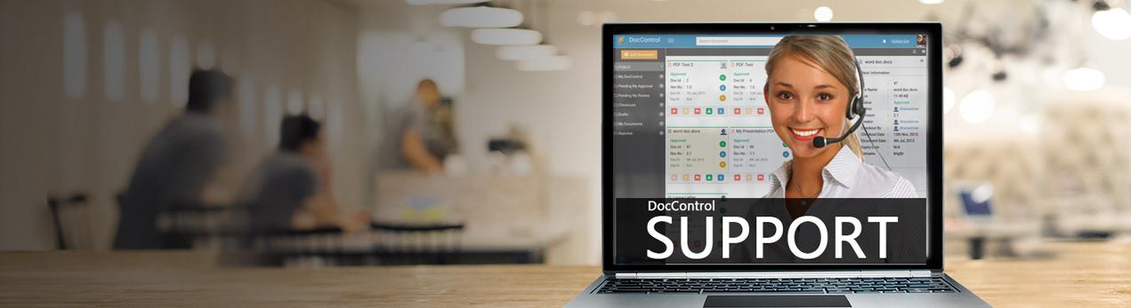 electronic document management - DocControl