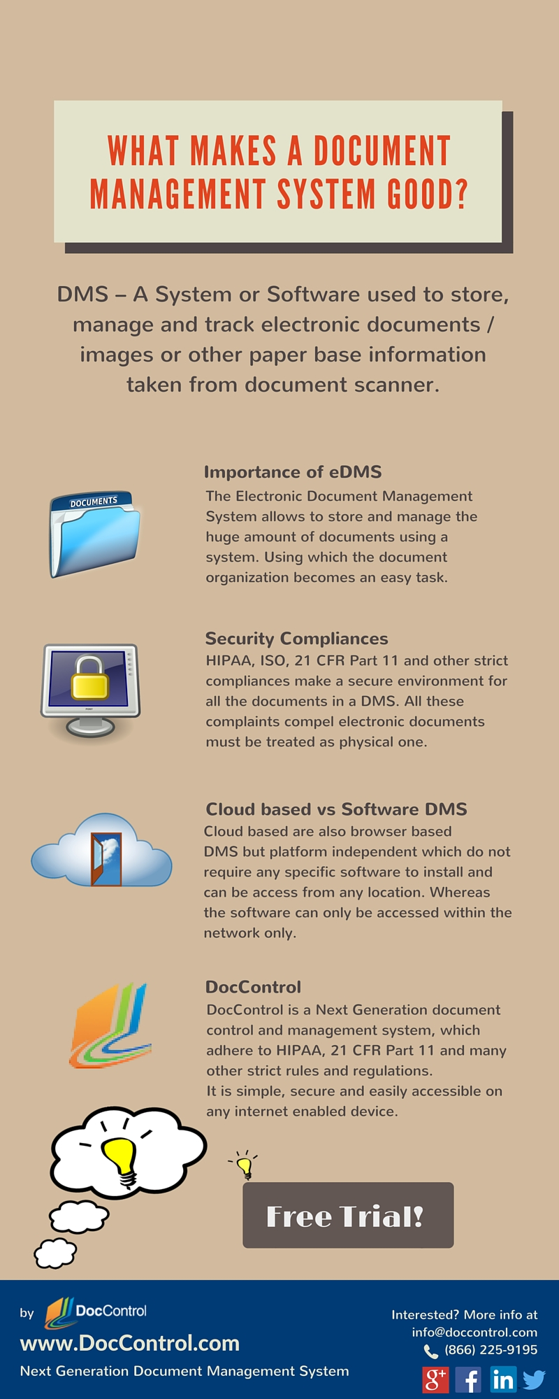 What Makes A Document Management System good